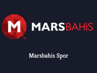Marsbahis Spor